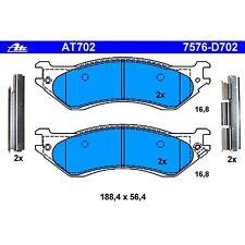 Disc Brake Pad Front ATE AT702
