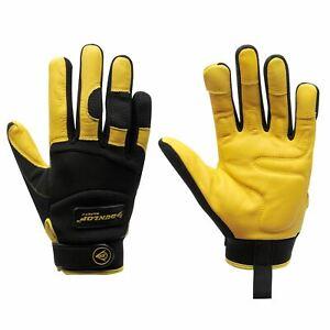 Dunlop Unisex Pro Work Gloves Workwear Outdoor