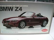 1/12 Kyosho BMW Z4 Cabriolet Soft Top bordeaux 08604R