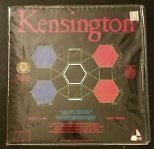 Vintage Kensington Game 1979 100% Complete Rare Forbes Taylor Game of the Year