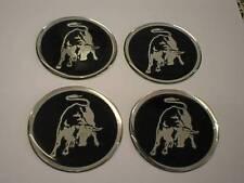 60mm Alloy Wheel Center Centre Badges (L1)