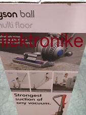 New Dyson 206900-01 Ball Multi Floor Upright Corded Vacuum Yellow *Please Read*