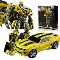 Transformers M03 WEIJIANG WJ Battle Hornet Bumblebee Robot Action Figure 21CM