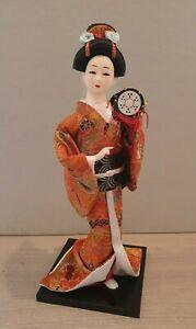 Japanese Lady Doll Figurine No1