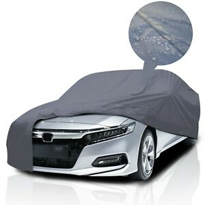 [PSD] Supreme Waterproof Semi Custom Fit Car Cover for 1994-2021 Honda Accord
