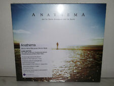 CD + DVD ANATHEMA - WE' RE HERE BECAUSE WE' RE HERE - NEW