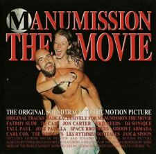 MANUMISSION - THE MOVIE various (2X CD) breakbeat house downtempo big beat