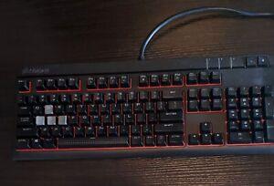 CORSAIR Strafe RGB Mechanical Gaming Keyboard (Cherry MX Silent Switch)