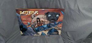 Battlepug Volume 4 HC Hardcover Dark horse Comics