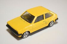 A2 1:43 NOREV FORD FIESTA YELLOW EXCELLENT CONDITION