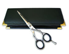 "Hairdressing Scissors Hair cutting Barber Shears 5.0"" JAPANESE STEEL  + Case"