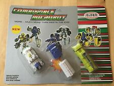 Transformers G1 METRO SQUAD globo (ITALY) combinable micromaster MOSC