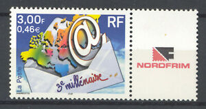 FRANCE N°3365 Ab, PERSONNALISE NEUF xx LUXE. Cote: 20€