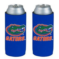 Florida Gators 2 Pack Ultra Slim Can Holder - Skinny Koozie
