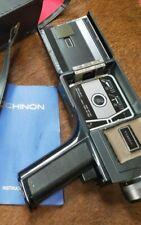 CHINON Super 8 Hand Cine Camera 722 Reflex Zoom