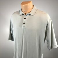 Tommy Bahama M Polo Mens Shirt Size Medium Short Sleeve
