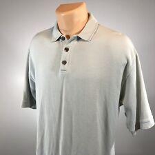 Tommy Bahama M Polo Mens Shirt Size Medium Short Sleeve