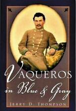 Vaqueros in Blue and Gray (Paperback or Softback)