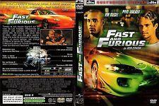 FAST AND FURIOUS - FILM avec Vin DIESEL - 2001 - 102 min