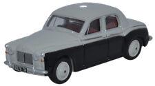 Oxford 76P4001 Rover P4 Saloon Humo Gris/Negro 1/76 escala = calibre 00 nuevo en caso