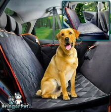 BringerPet Dog Car Seat for Backseat - Ultra-Durable Dog Seat Cover