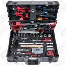 """KS TOOLS 1/4"""" + 1/2"""" Werkzeug-Satz 127tlg Steckschlüssel Werkzeugkoffer 911.0727"""