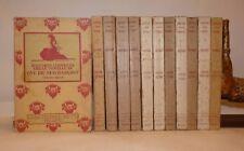 GUY DE MAUPASSANT : 12 volumi RACCOLTA COMPLETA DELLE NOVELLE BIETTI 1935/1936