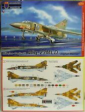 "MiG-23 MLD ""Afghan Warrior "" ,1:72, KP, Plastik , Neuheit"