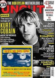 UNCUT MAGAZINE + CD DECEMBER 2015 (KURT COBAIN, PJ HARVEY, BOB DYLAN) NEW