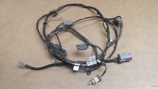 ★★1997-98 LINCOLN MARK VIII REAR TRUNK TAIL LIGHT WIRING HARNESS-LAMP WIRING★★