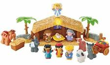 Fisher-Price Little People Christmas Story, Nativity Play Set, Toddler Play
