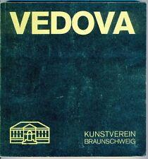 Shilling Jurgen - Emilio Vedova. Kunstverein Braunschweig 1981