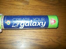 Wendy's Creative Your Galaxy Planet Tech Homemade Telescope Kids Meal Toy NIP