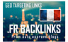 150 Backlinks On French Fr Blog Domains