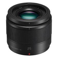 New Panasonic Lumix 25mm F1.7 Lens