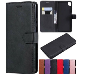 Case For iPhone 13 12 11 PRO XS MAX XR X 8 7 6 Luxury Leather Flip Wallet Cover
