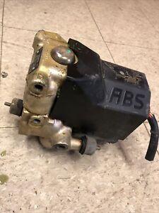 81-95 Mercedes Benz W126 W124 E320 Hydraulic ABS Anti-Lock Brake Pump 0265200043