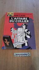 L'AFFAIRE DU COLLIER / AVENTURES BLAKE ET MORTIMER  /  BANDE DESSINÉE BD LIVRE
