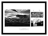 Newcastle United St James Park Past and Present Photo Memorabilia (PP18)