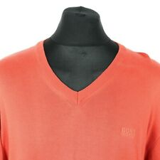 HUGO BOSS Cotton Sweater | Pullover Jumper Smart Top Vintage