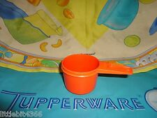 VINTAGE TUPPERWARE REPLACEMENT ORANGE 2/3 CUP MEASURING CUP # 763
