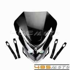 Street Fighter Bike Universal Dirt Bike LED Vision Headlight Lamp For Honda KTM