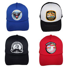 NEW Trucker Cap Mens Hat Vintage Sport Baseball Mesh Snapback Ladies Hats Caps