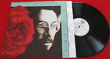 """ELVIS COSTELLO """"Mighty Like A Rose"""" RARE & SCARCE Germany 1991 LP w/ INSERT"""