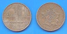 France 10 Francs 1976 Electric Industry Frcs Frc Free Shiping Worldwide Franc