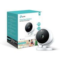 TP-Link Kasa Smart 1080p  Outdoor Cam Works with Alexa & Google Asst. (KC200)