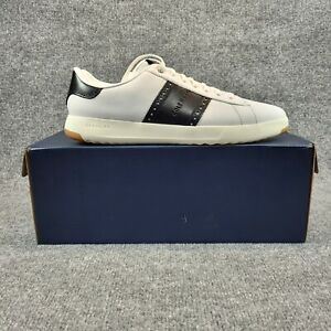NEW Cole Haan Men's GrandPro Tennis Class Edition Sneakers White Size: 11.5M