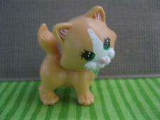 Vintage Littlest Pet Shop 1992 Cutesy Kittin Playhouse BABY CAT ONLY-Cream/White