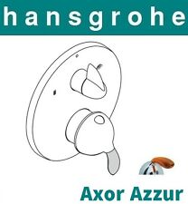 Hansgrohe Axor Azzur 34720520 Thermostatic Mixer w/Diverter & Shut-off Valve NIB