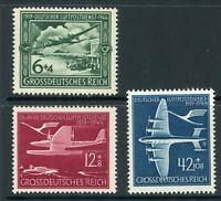 Germany 1944 Semipostal Luftpost Airmail Service Anniversary Set MNH W789 ⭐⭐⭐⭐⭐